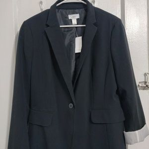 NWT LOFT fitted Blazer